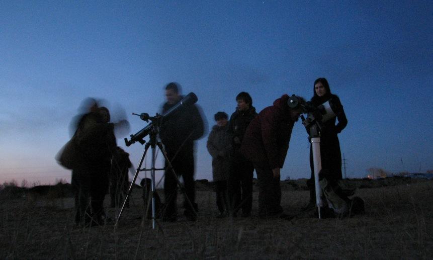 Северяне смогут увидеть метеоритный дождь