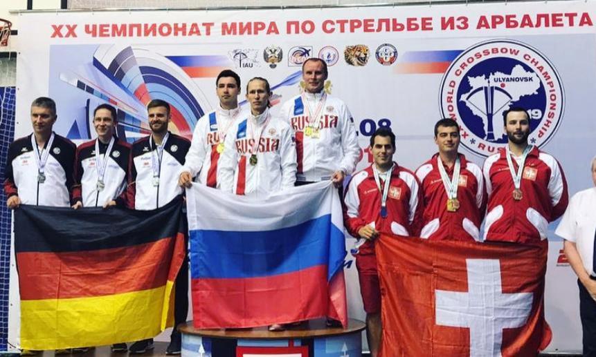 Стрелки Архангельской области завоевали четыре медали международных ивсероссийских соревнований