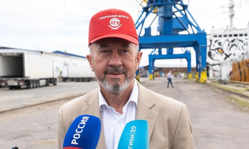 Алексей Заплатин.
