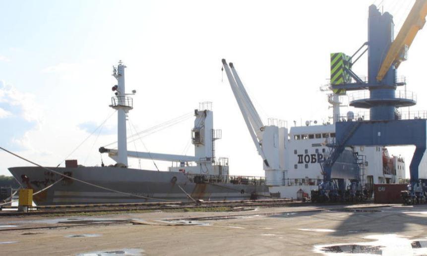 ВАрхангельск прибыло второе загод судно сдальневосточной рыбой