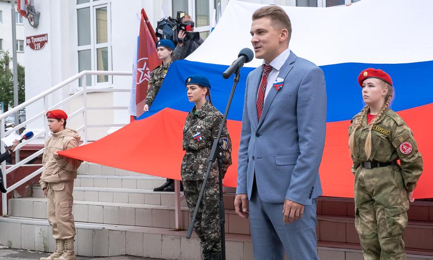 Иван Дементьев.