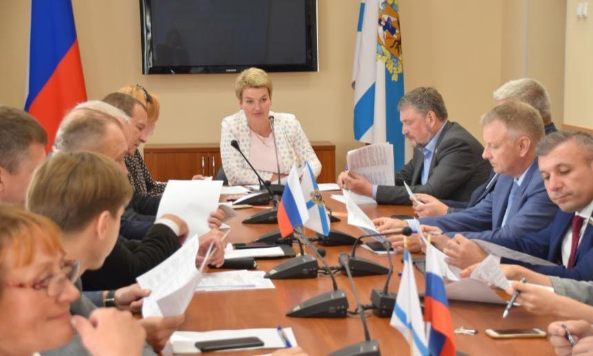 Депутаты облСобрания на законодательном уровне отрегулируют  подходы к финансированию  здравоохранения