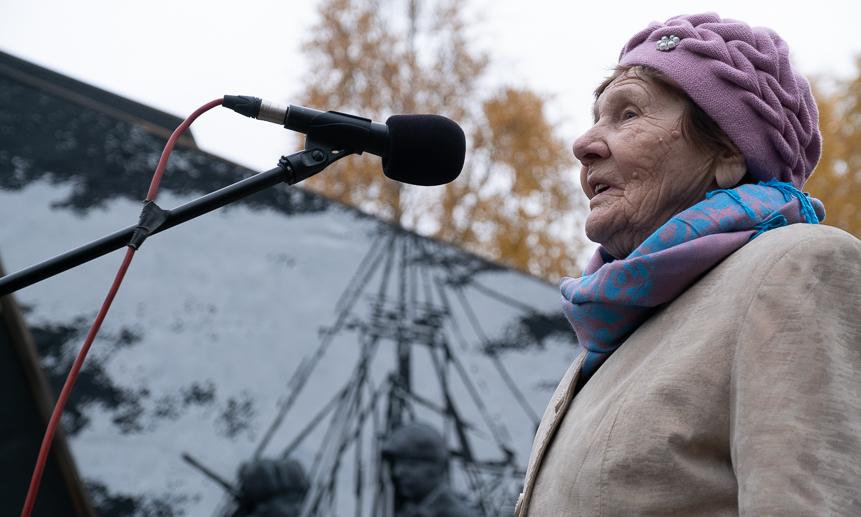 Валентина Покулина.