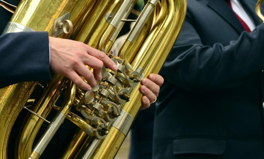 УСАФУ появится свой духовой оркестр