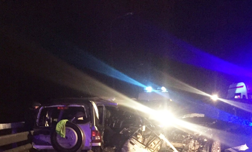 В ДТП на северодвинском шоссе пострадали четверо взрослых и один ребёнок