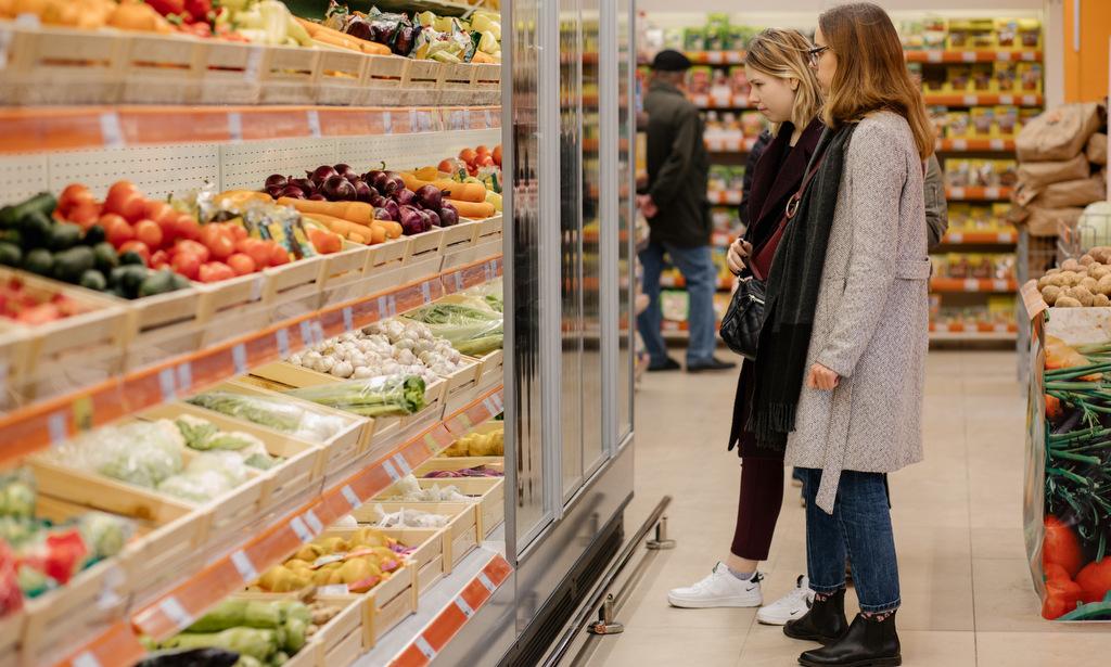 Супермаркет на проспекте Ломоносова, 286.